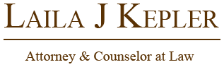 Laila J Kepler Attorney & Counselor at Law